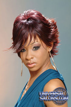 COLOR HAIR STYLES from COREY ROBINSON