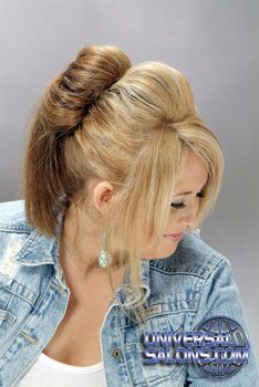 PONYTAIL HAIR STYLES__ @ __ CHRISTINA HARROLL!!!!