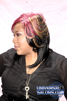 COLOR HAIR STYLES_____from_____Alexis Brown!!!