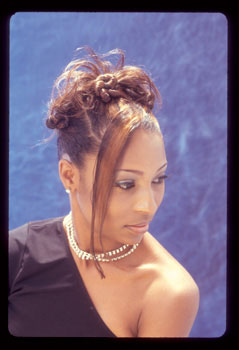 UP DO'S from EVELYN HARRIS