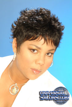 Short Hairstyle from Earlisia Torrence