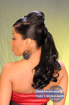 PONYTAIL HAIR STYLES___from___KATRINA AMMONS!!!
