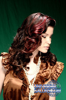 Retro Ringlets by Juanita: Elegant With a Punch