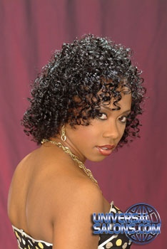 CURLY HAIR STYLES From CRYSTAL WILLIAMS!!