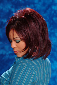MEDIUM HAIR STYLES from TIFFANY DANA SMITH