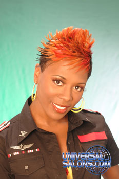 COLOR HAIR STYLES from KIMBERLY PATTERSON-McCOY