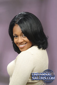Medium Hairstyle from TAMEIKA CHEVALIER