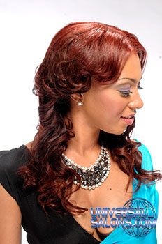 COLOR HAIR STYLES from ______ CHONDRA WILSON
