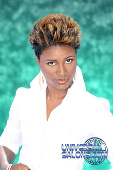 COLOR HAIR STYLES FROM________MARVA MORRIS
