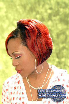 COLOR HAIR STYLES__from__@!! YOLANDA ABRAHAM!!