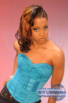 COLOR HAIR STYLES from________CARLA HARRIS