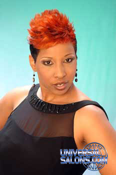 COLOR HAIR STYLES from SHELETA MASON