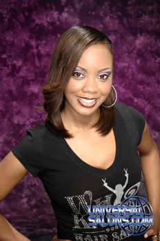 LONG HAIR STYLES from Patricia Clinkscales