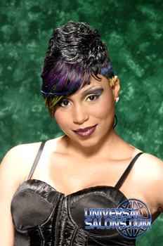MOHAWK HAIR STYLES from Takila Smith