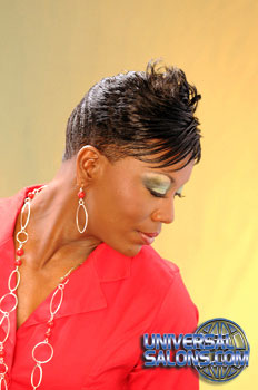 SHORT HAIR STYLES_from__AJA GREENE!!