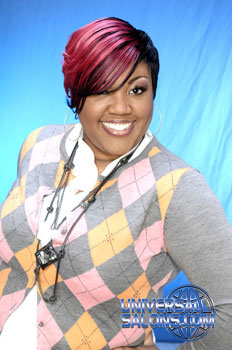 COLOR HAIR STYLES from ADRIENNE OAKMAN