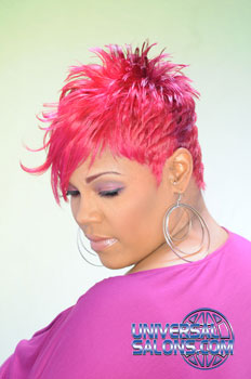 COLOR HAIR STYLES from RENITA DREW