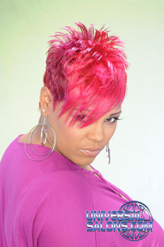COLOR HAIR STYLES from_______RENITA DREW