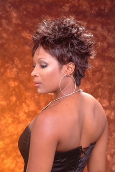 SHORT HAIR STYLES from_COREY ROBINSON..