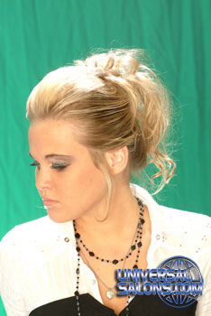 PONYTAIL HAIR STYLES__!_ from__ LYNDSEY GLOVER!!!