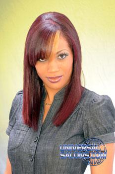 COLOR HAIR STYLES from DORINDA JEFFREY