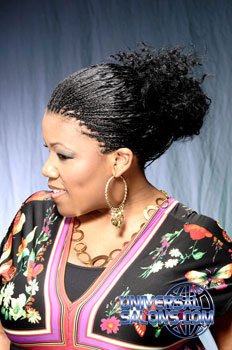 NATURAL HAIR STYLES from VERONICA WEBB
