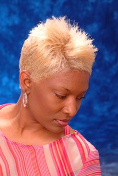 COLOR HAIR STYLES from SHARONDA GRIMES