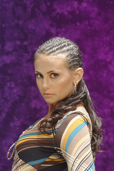 NATURAL HAIR STYLES_from_BEVERLY CLARKE