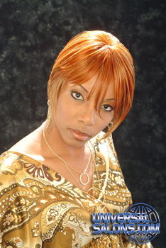 COLOR HAIR STYLES from..________COREY ROBINSON