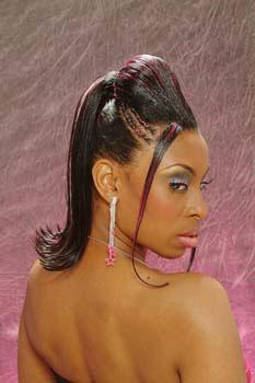 MEDIUM HAIR STYLES from_ DONYA KENNEDY