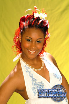 COLOR HAIR STYLES from DYNESHIA RAGLAND