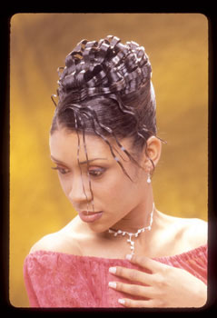 UP DO'S from SHEILA JENKINS