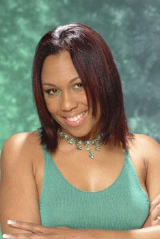 MEDIUM HAIR STYLES from KARLINE RICKETTS