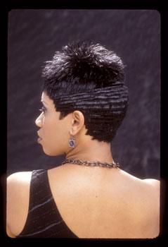 SHORT HAIR STYLES from__ARETHA TURNER….