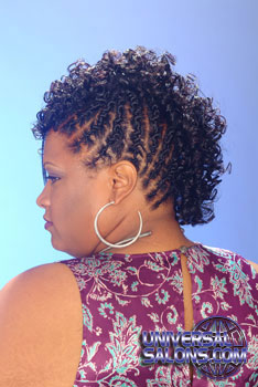 TWIST HAIR STYLES__@# from__@ NAOMI RUSSELL!!
