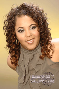 CURLY HAIR STYLES from REGINA BALDWIN