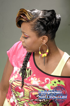 CORNROW HAIR STYLES______from_____Shontelise Crutch!!!!