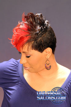 COLOR HAIR STYLES___from___KAREN MCFADDEN!!!