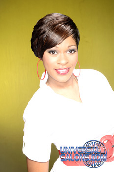 SHORT HAIR STYLES from KENYA NICHOLS