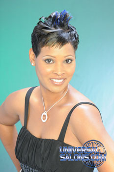 SHORT HAIR STYLES from_________JOHNEE MOORE