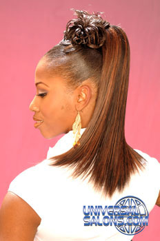 PONYTAIL HAIR STYLES___from____YSHEEKA CORBIN!!!!