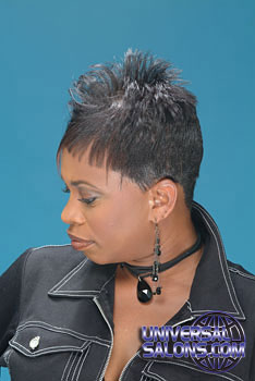 SHORT HAIR STYLES from TERRISINA JACKSON
