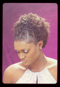 TWIST HAIR STYLES from#TOBI BROWN…
