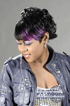 COLOR HAIR STYLES from SONOVIA WILLIAMS