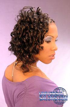 PONYTAIL HAIR STYLES__from____KEUNDRA HAIR !!