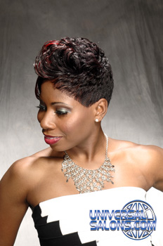SHORT HAIR STYLES____from____YVETTE RANKIN!!!!