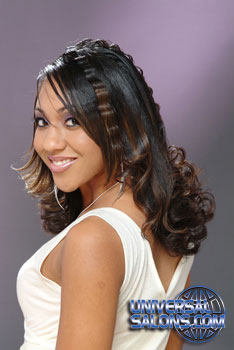Long Hairstyle from Evonda Crittendon