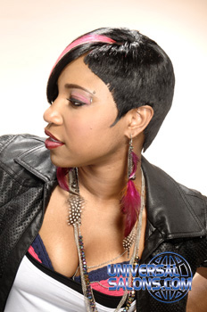 COLOR HAIR STYLES from Shontelise Crutch
