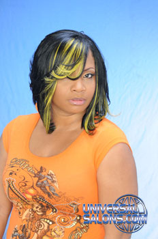 COLOR HAIR STYLES from______RENITA DREW