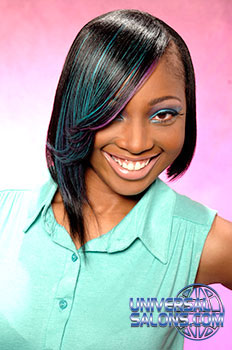 BOB HAIR STYLES from ____ Shakia Allen
